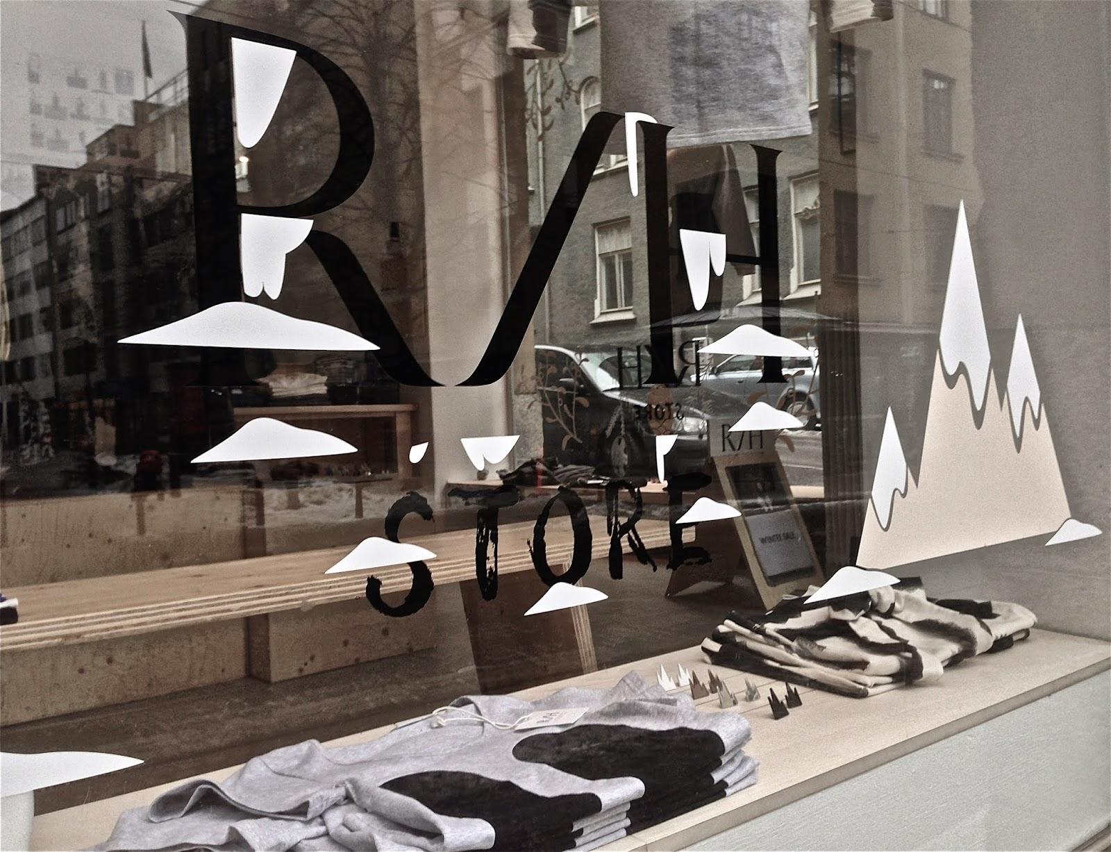 RH Store, Fredrikinkatu 18
