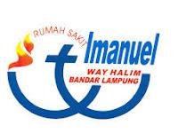LOKER TERBARU RS. IMANUEL WAY HALIM BANDAR LAMPUNG HINGGA 01 FEBRUARI 2016