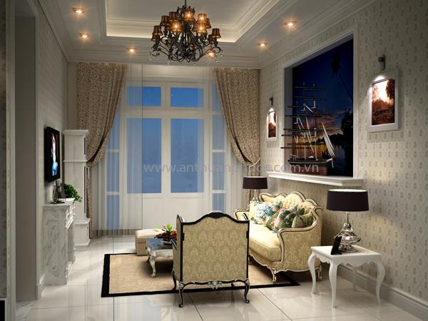 phòng khách đẹp