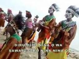 Diru Diru Nina - Trio Ambisi (Lagu Papua)