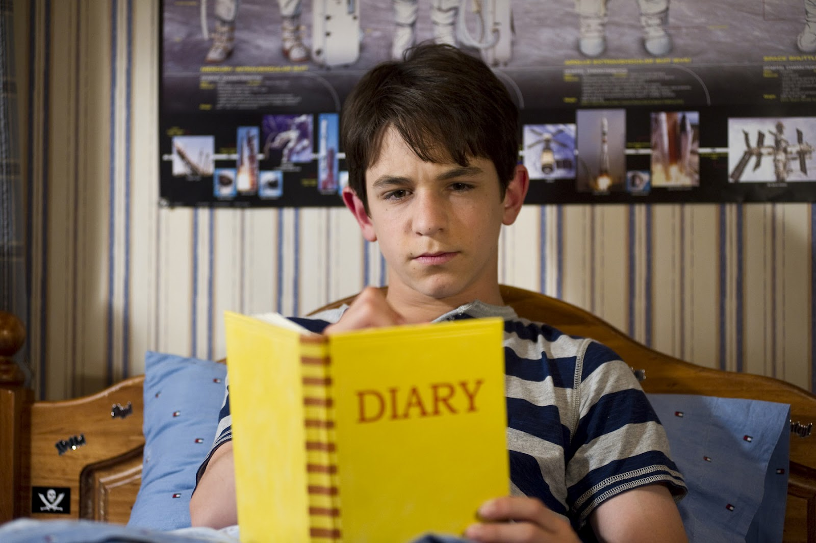 Zachary+Gordon+in+DIARY+WIMPY+3 - Do you have a diary? - Question and Answer