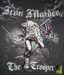 Iron Maiden - Trooper Full Print shirt (SOLD)