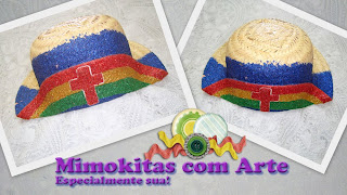 Chapéu de palha Pernambucano