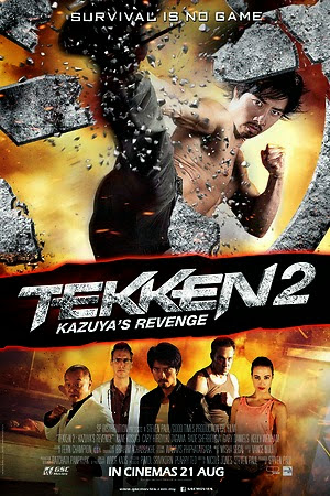 Thiết Quyền 2 Full Thuyết Minh - Tekken: Kazuyas Revenge