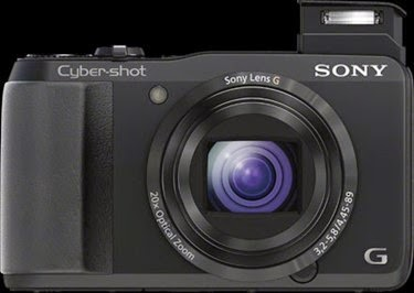 Sony Cyber-shot DSC-HX20V Camera User's Manual