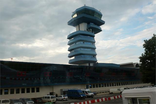 Aeropuerto de Bucarest