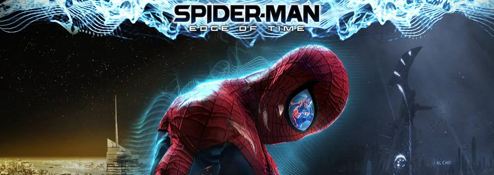 The Daily Zombies Spider Man Edge Of Time E3 Trailer