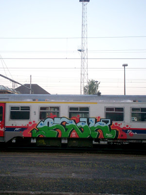 graffiti rak