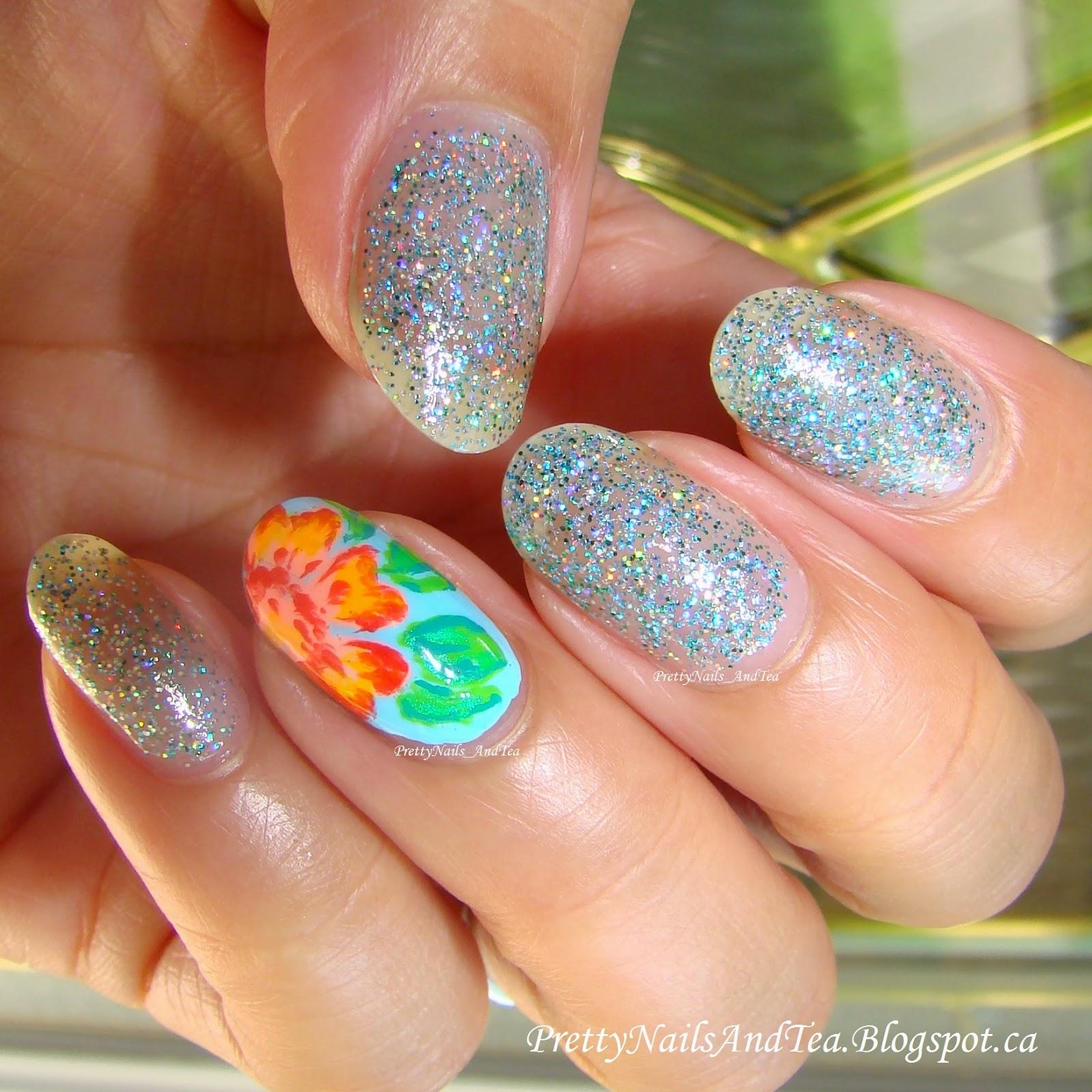 glitter | Prettynailsandtea.blogspot.ca