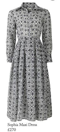 People Tree Maxi Dress