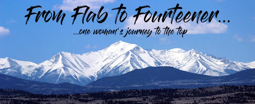 From Flab to Fourteener