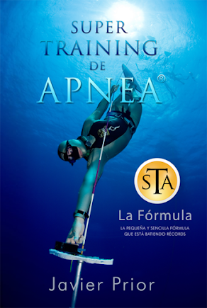 STA SUPERTRAINING DE APNEA CON JAVIER PRIOR