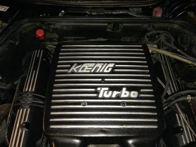 koenig specials turbo