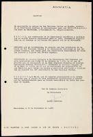 13.12.1975: Es reivindica la llibertat dels presos polítics i exiliats.