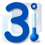 3 grados redes sociales