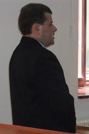 Aspecte de la susţinerea tezei de doctorat a d-lui Mihai-Cristian Amăriuţei, 9.06.2012...