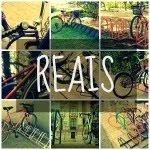 bicicletários reais