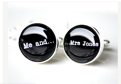 http://www.whitetrufflestudio.com/collections/cufflinks/products/me-and-mrs-jones-cufflinks