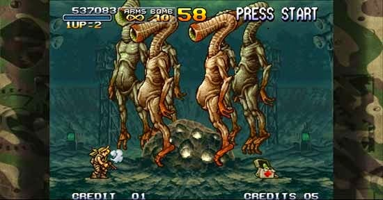 Metal Slug Games Collection Free Download