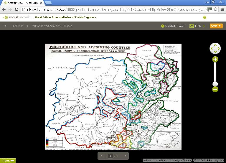The genes blog phillimores british parish maps added to ancestry although the collection title mentions indexes the index pages from the book have not been digitised only the maps themselves in fact these appear to fandeluxe Choice Image