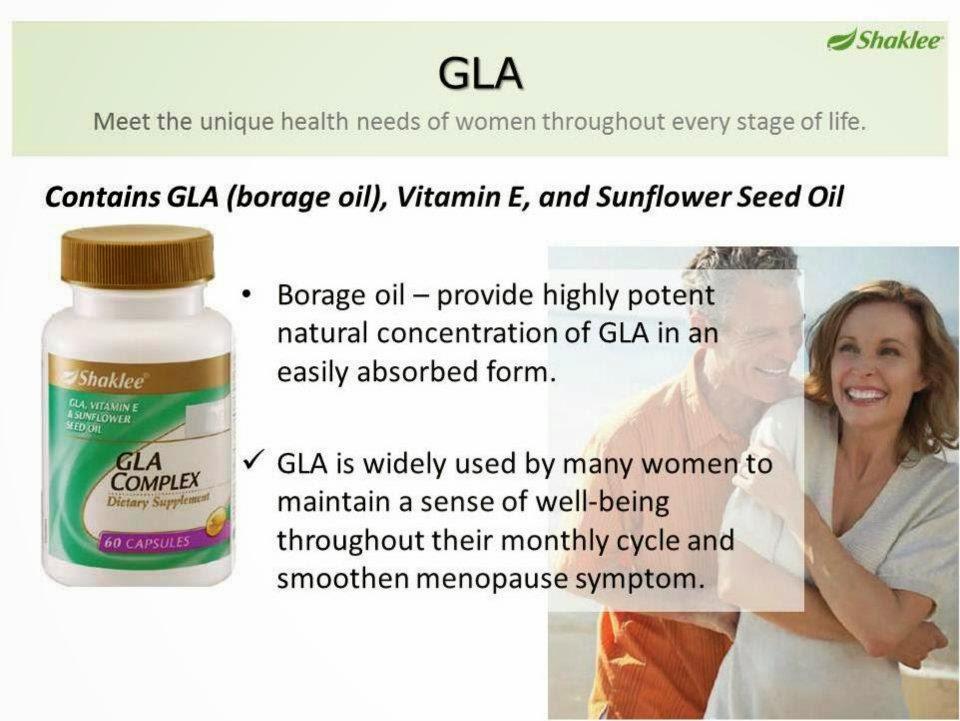 GLA membantu melegakan PMS