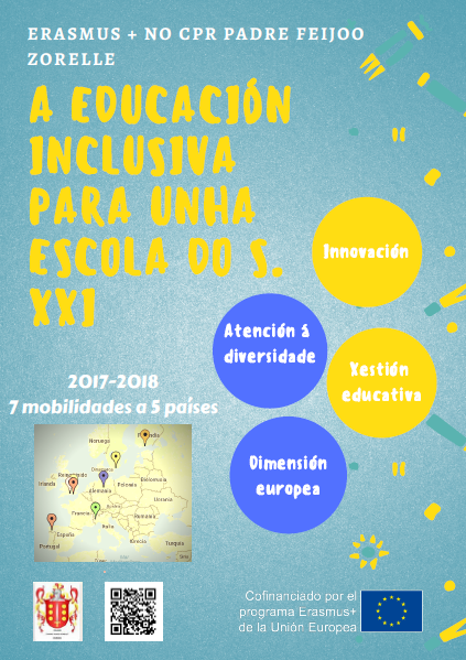 Notre projet Erasmus +