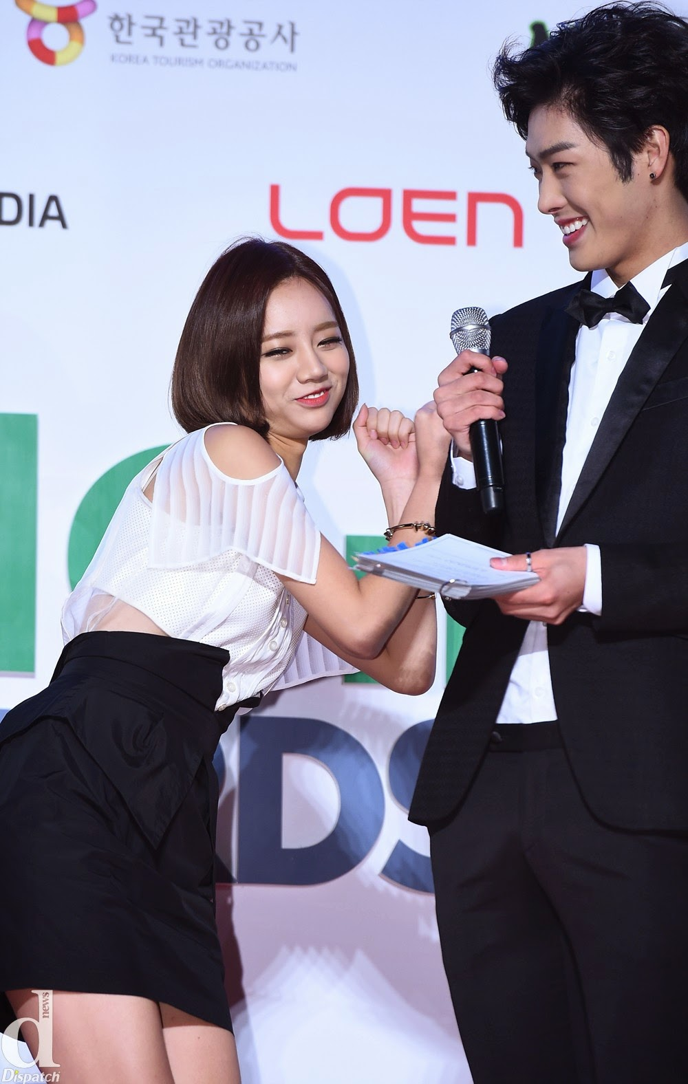2014 Melon Music Awards Hyeri