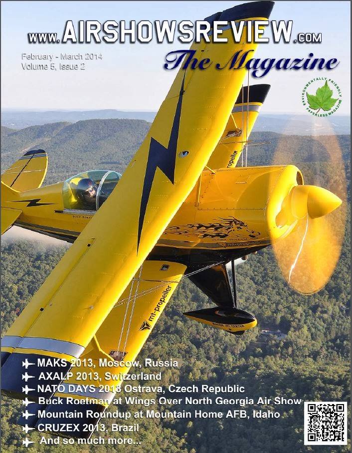 Download now the Best Free Aviation Magazine