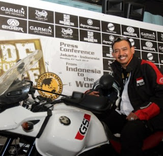 Yang Pertama dari Indonesia