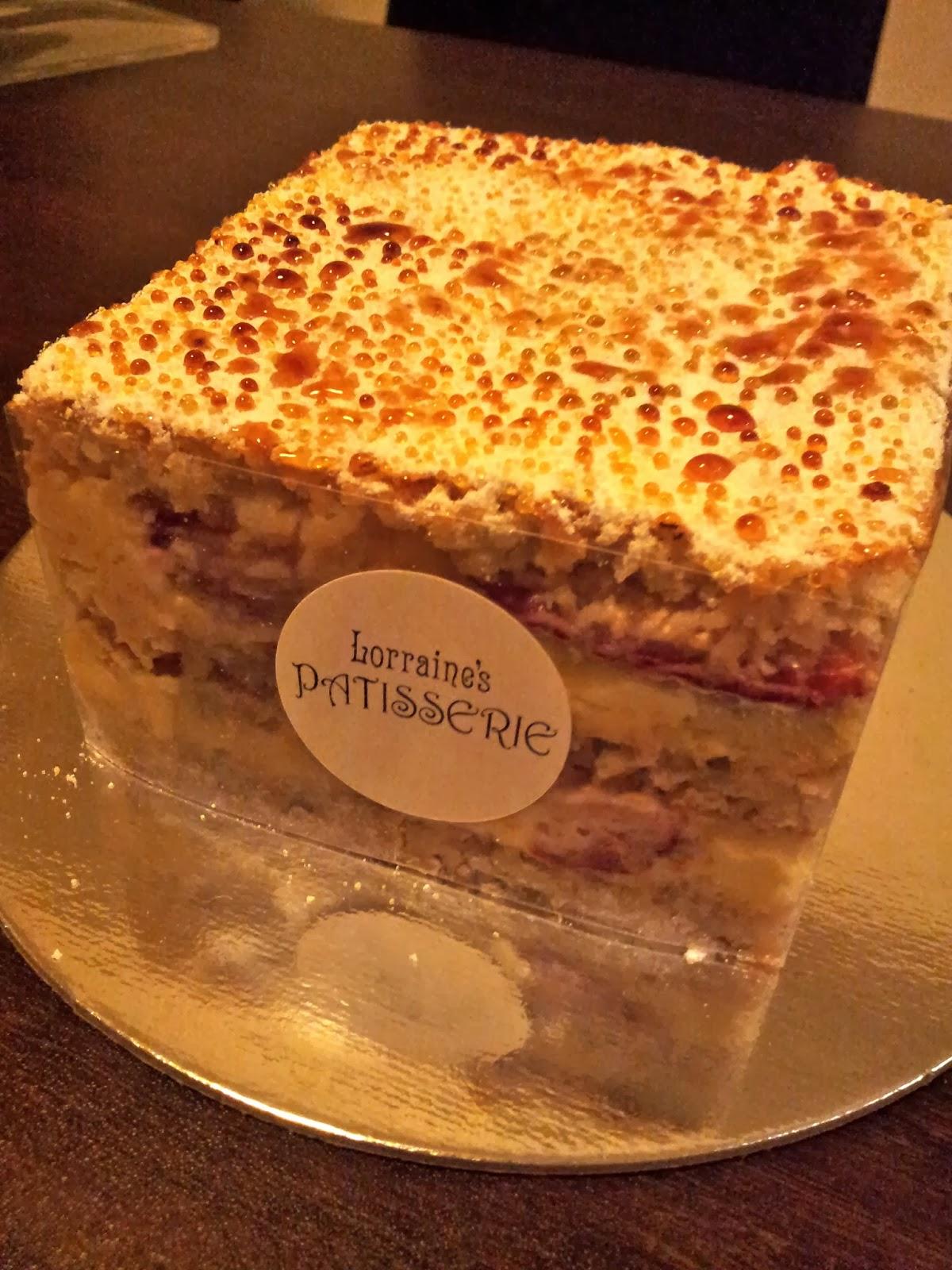 Lorraine S Patisserie Cakes