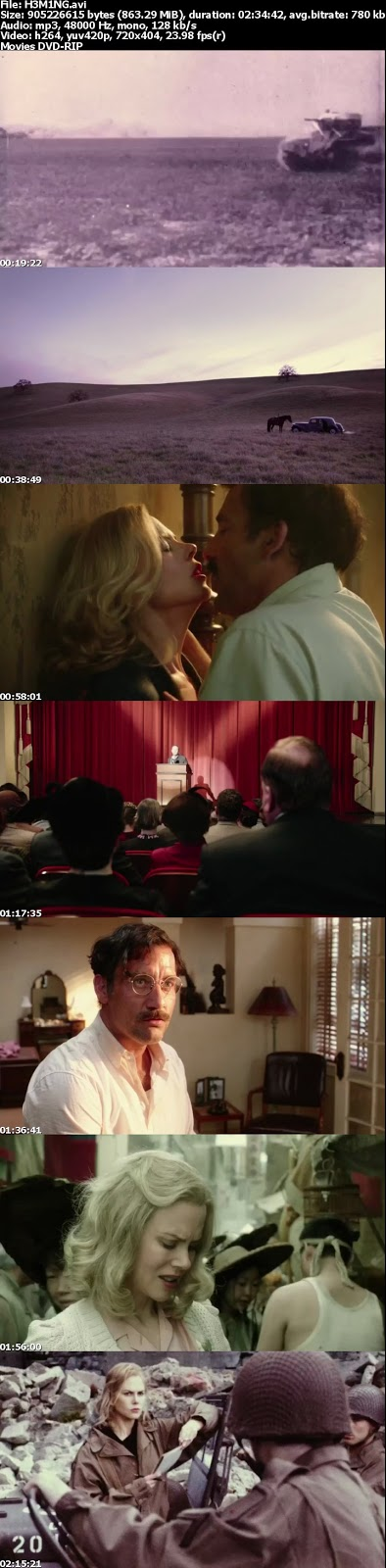 Hemingway & Gellhorn [2012] [DvdRip] [Espaol Latino] (peliculas hd )