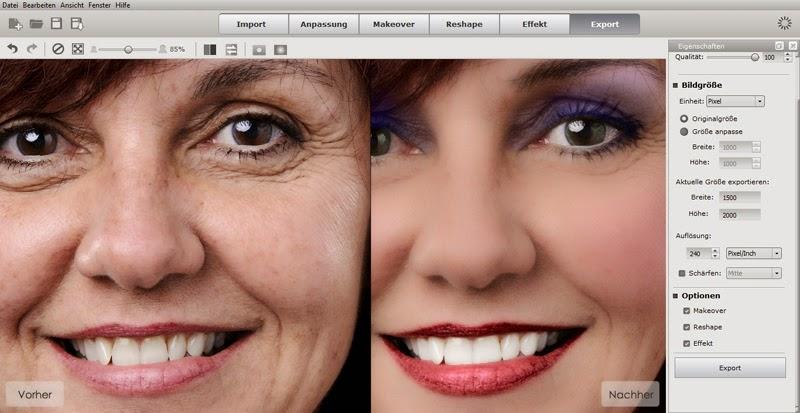 Facial Kosmetik stevens zeigen