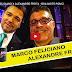 Feliciano fala sobre ministério e política em entrevista a Alexandre Frota