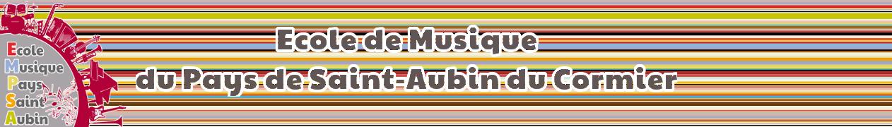 Ecole de Musique du Pays de Saint-Aubin-du-Cormier