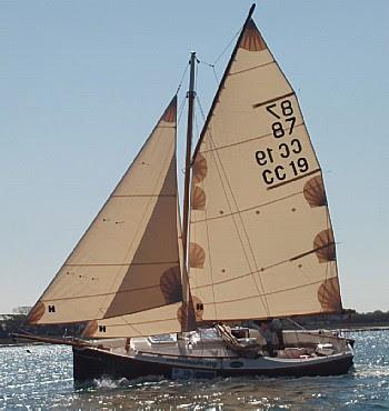 Damil's ship