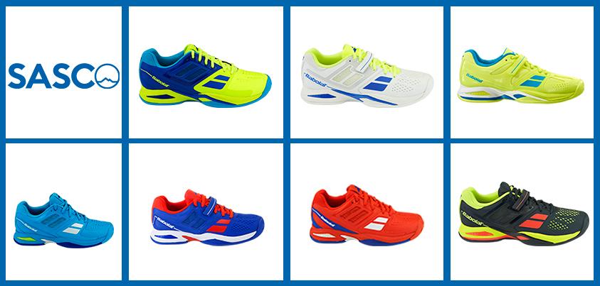 Zapatillas de Padel y Tenis