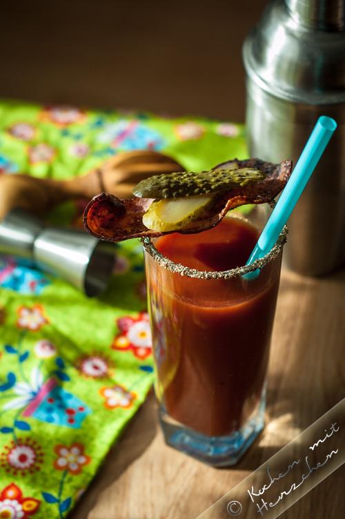 Rauchige Bloody Mary