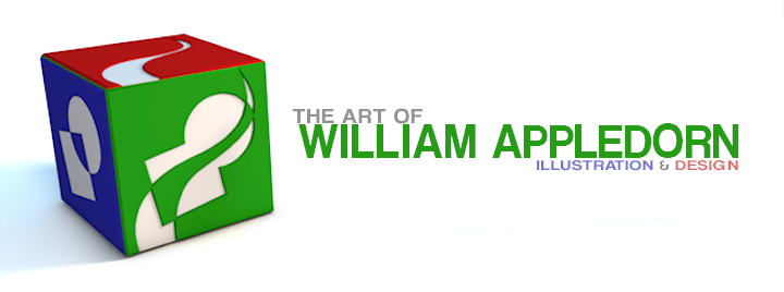 The Art of William Appledorn - Gallery
