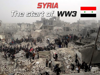 Syria Start of world war 3