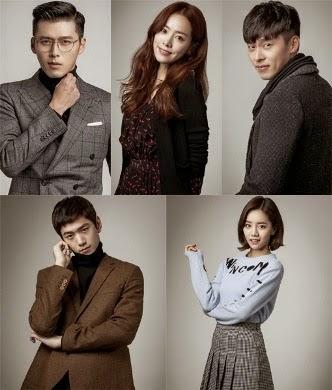 pemain drama korea Hyde, Jekyll, Me