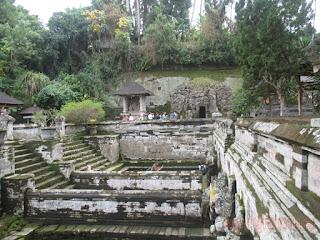 Tempat Wisata Goa Gajah Gianyar Bali