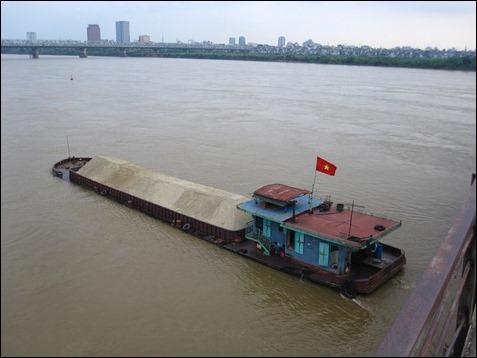The Harsh Barge: Hanoi and Haiphong