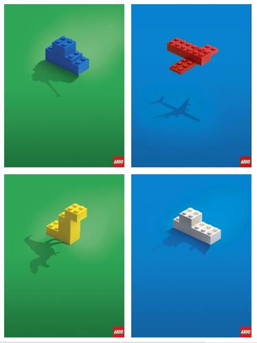 the lego ad essay Ads by brand: lego got a creative ad submit to aotw lego.