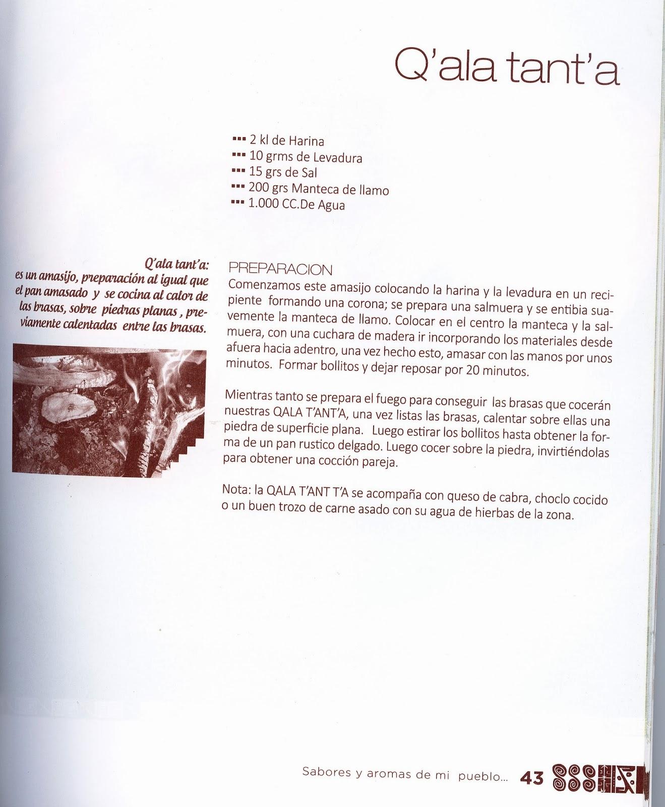 Cocinarte Chile: 2013-10-13