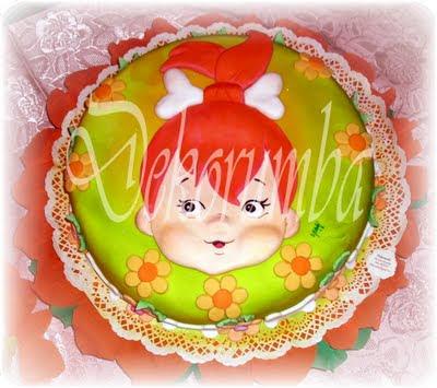 Tortas Decoradas De Pebbles