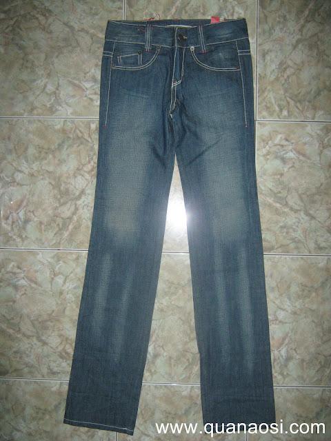 Quần jean cho người cao trên 2m hiệu REC ACSS 500k