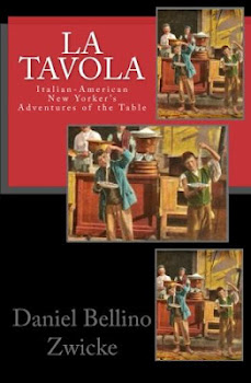 """La TAVOLA"" HOT SUMMER READ 2012"