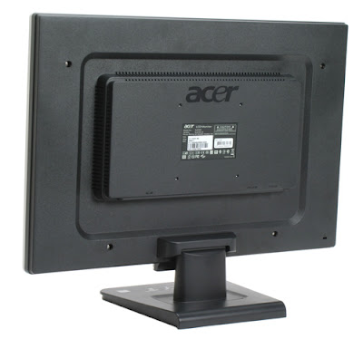 new Acer AL2216w 22 Inch LCD Monitor