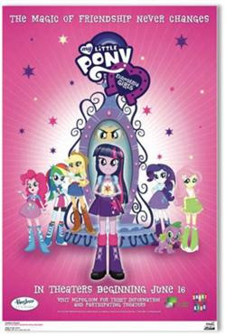 Xem Phim My Little Pony: Equestria Girls