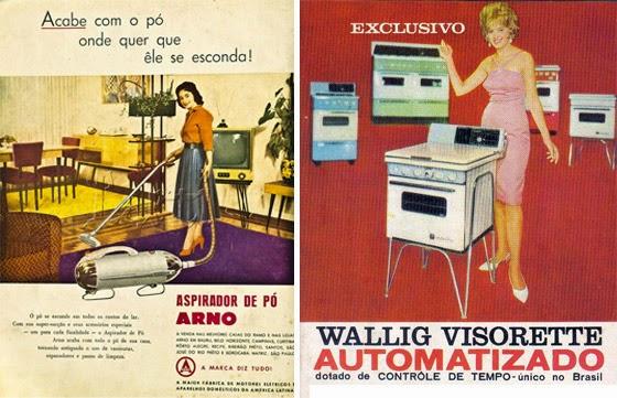 publicidade de produtos antigos arno
